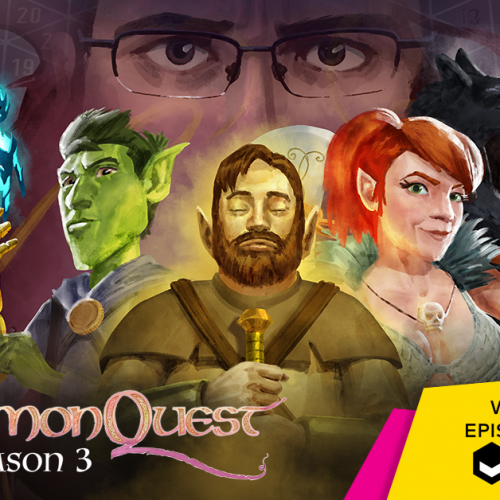 HarmonQuest season 3 set to premiere on VRV