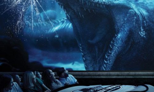 Jurassic World – The Ride is now open at Universal Studios Hollywood