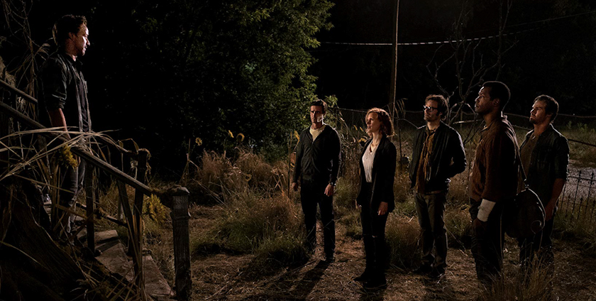 It: Chapter Two - James McAvoy, James Ransone, Jessica Chastain, Bill Hader, Isaiah Mustafa, and Jay Ryan