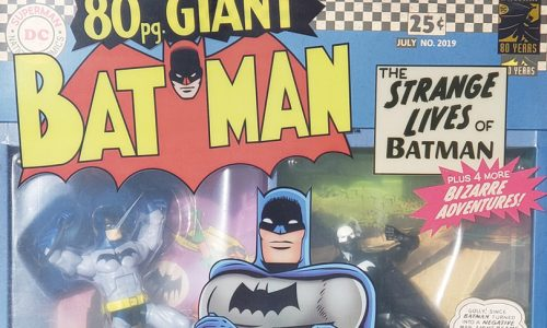 Mattel's SDCC 2019 exclusives: Batman Silver Age, John Hammond, Armored Batmobile