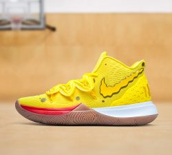 Get a closer look at Kyrie Irving x