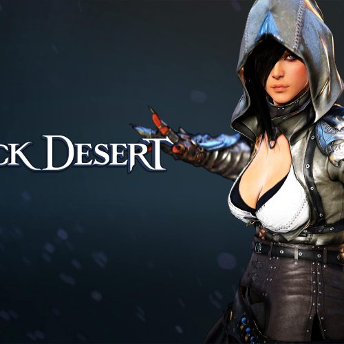Black Desert, the action MMORPG, is coming to PS4 in August