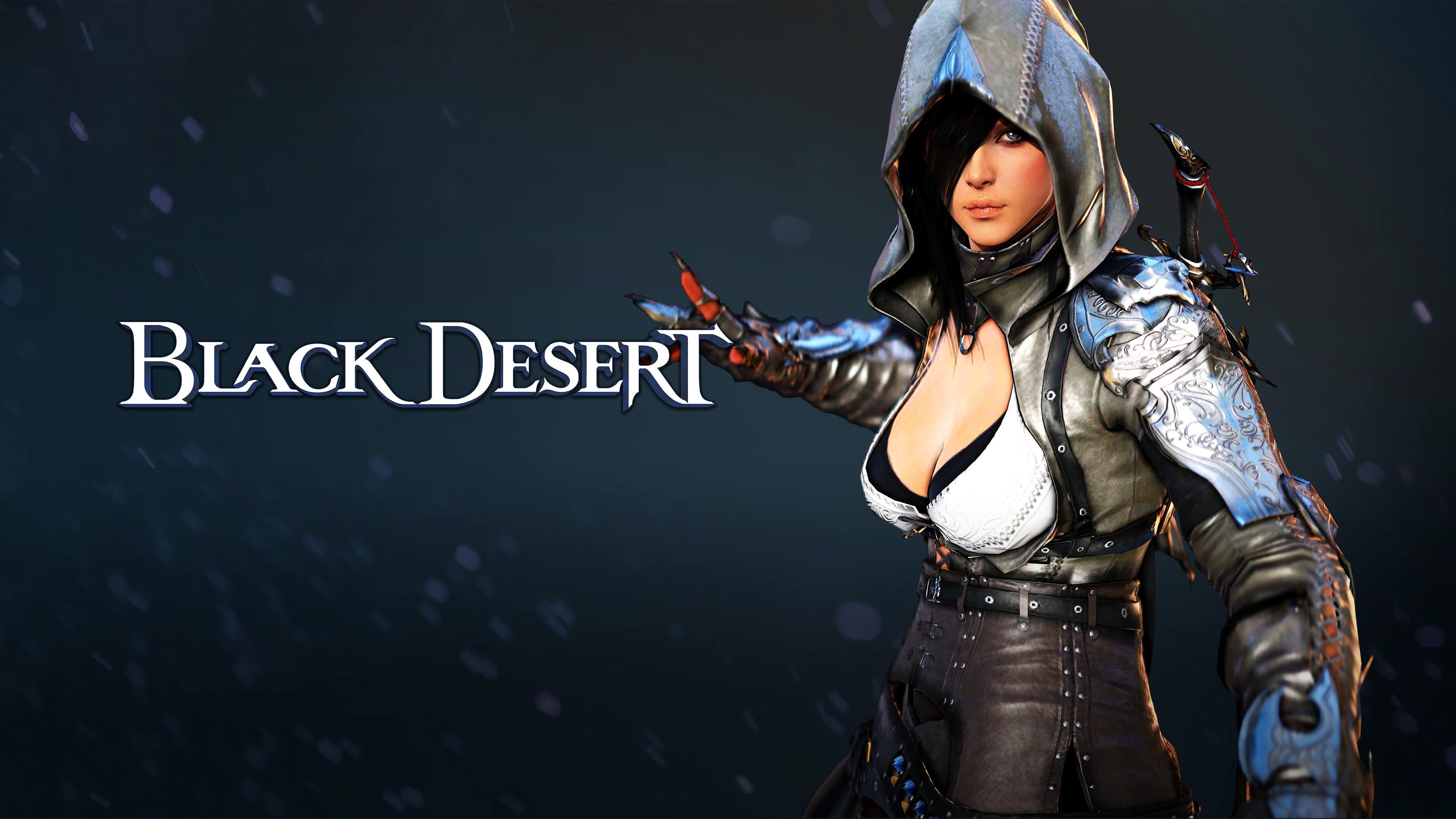 PS4 Key Art Black Desert
