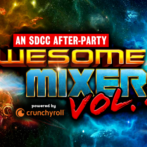 Dan Fogler and Darryl 'DMC' McDaniels to perform at SDCC's Awesome Mixer Vol. 2 After Party