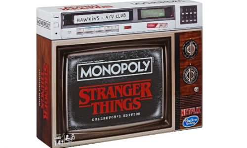 Stranger Things is getting a Monopoly Collector's Edition board game