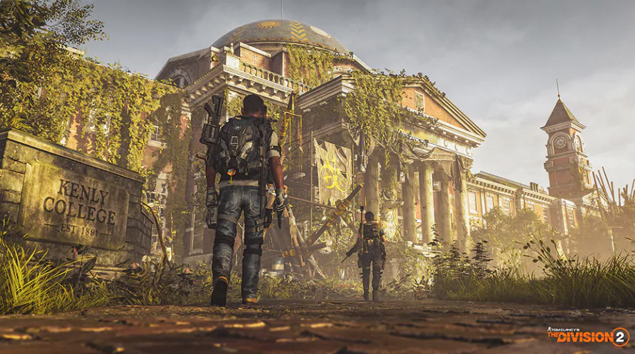 The Division 2 outskirts ep 1