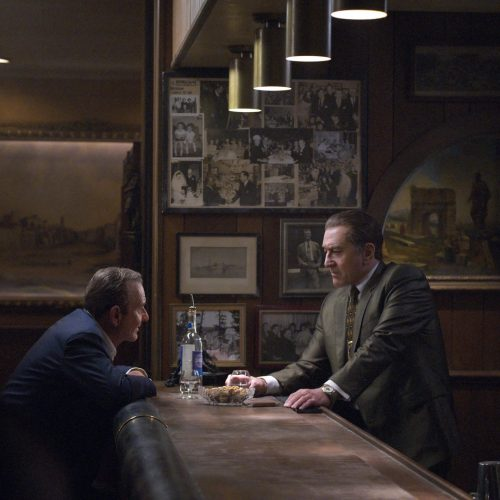 Teaser trailer for Martin Scorsese's The Irishman features Robert De Niro, Al Pacino and Joe Pesci