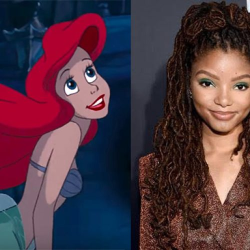 Meet the new Ariel from Disney's The Little Mermaid remake: Halle Bailey