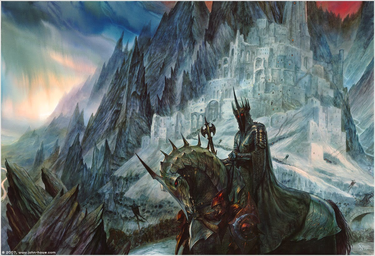 The Lord of the Rings John Howe