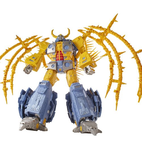 This Unicron will be the largest Transformers figure ever