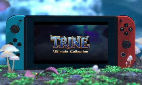 Trine: Ultimate Collection headed to Nintendo Switch this fall