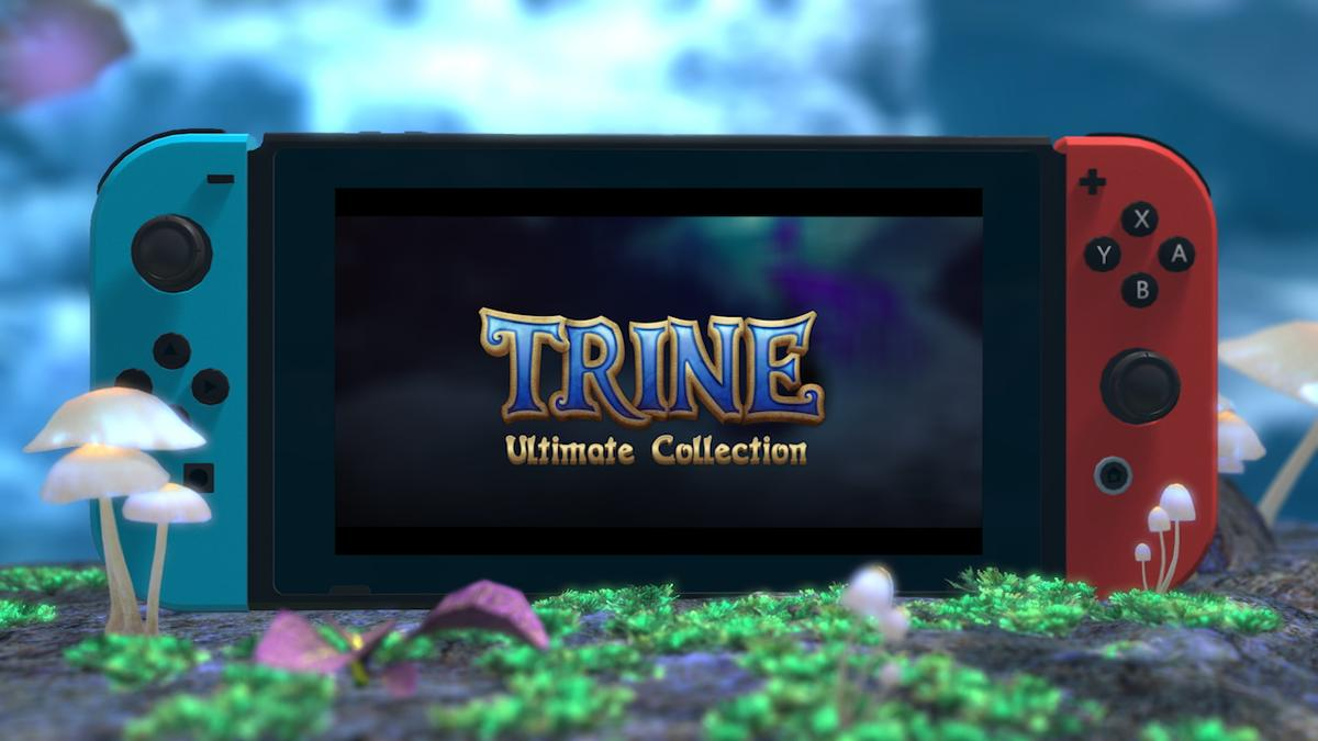Trine Ultimate Edition Nintendo Switch