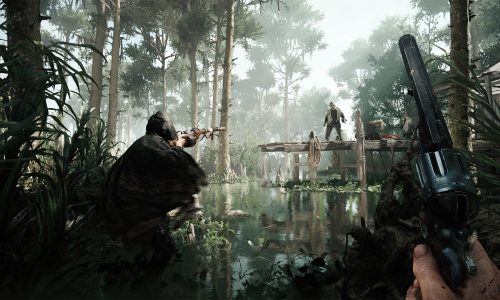 Crytek's Hunt: Showdown headed to PS4, Xbox One and PC this year