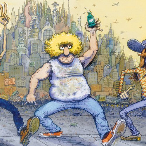The Fabulous Furry Freak Brothers animated series in the works featuring Adam Devine and Blake Anderson