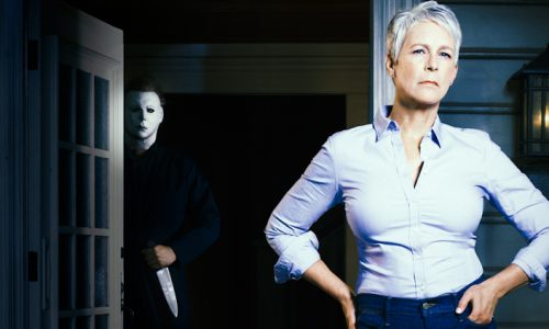 Jamie Lee Curtis and Michael Myers will battle two more times with Halloween Kills and Halloween Ends