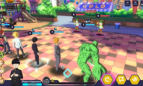 Crunchyroll Games announces Mob Psycho 100: Psychic Battles mobile game