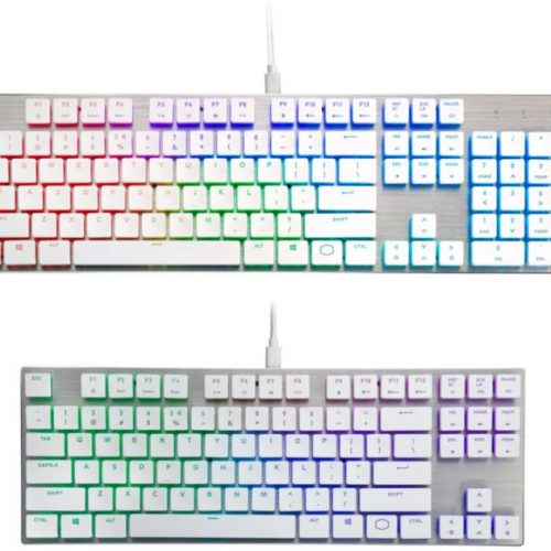 Cooler Master releases limited edition SK650 and SK630 keyboards
