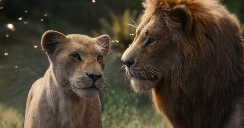 The Lion King - Beyoncé and Donald Glover
