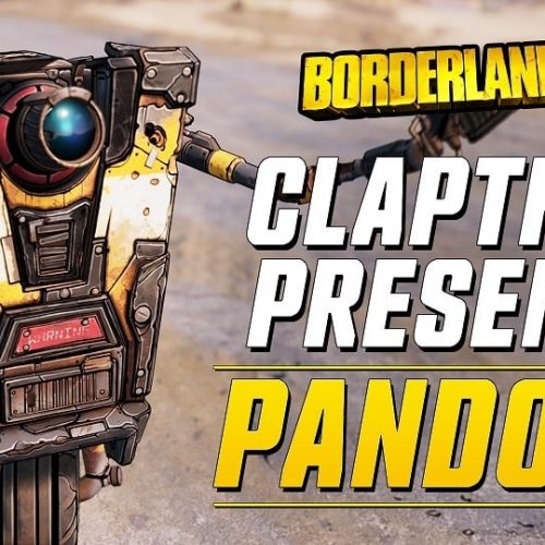 New Borderlands 3 video has us returning to Pandora with Claptrap