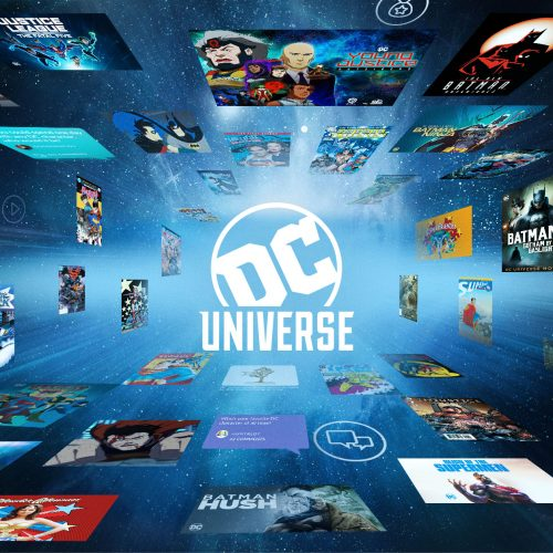 DC Universe's SDCC panels and activities include Titans, Doom Patrol, Young Justice, Harley Quinn