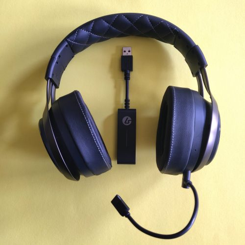 LucidSound LS41 gaming headset (review)