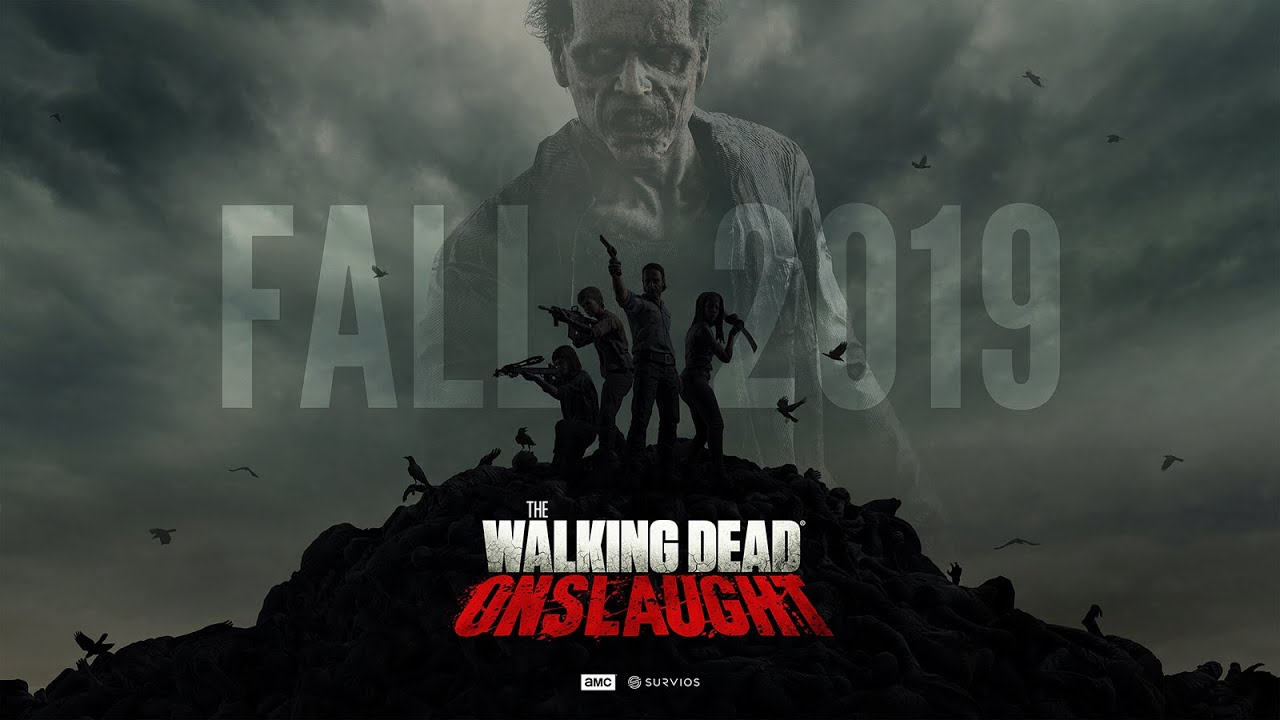 The Walking Dead Onslaught 1