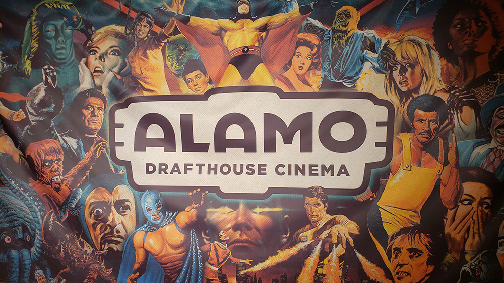 Alamo Drafthouse Cinema - Credit: Nerd Reactor