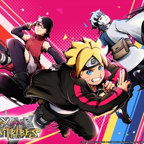 Crunchyroll Games partners with Bandai Namco to deliver Naruto x Boruto Ninja Tribes video game