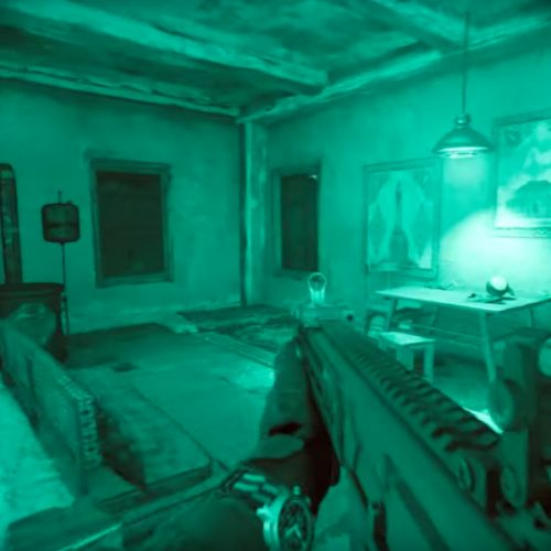 Call of Duty: Modern Warfare 4K multiplayer video shows off new gameplay