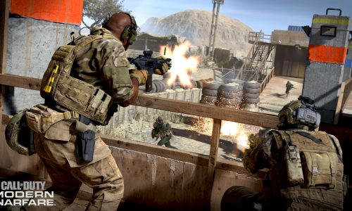 Call of Duty: Modern Warfare 2v2 open Alpha coming Friday for PS4 users