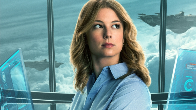 Captain America Winter Soldier Emily VanCamp
