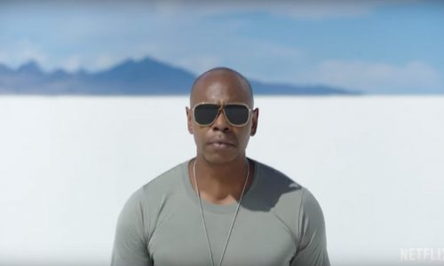 Trailer for Dave Chappelle's Sticks & Stones Special features Morgan Freeman narration