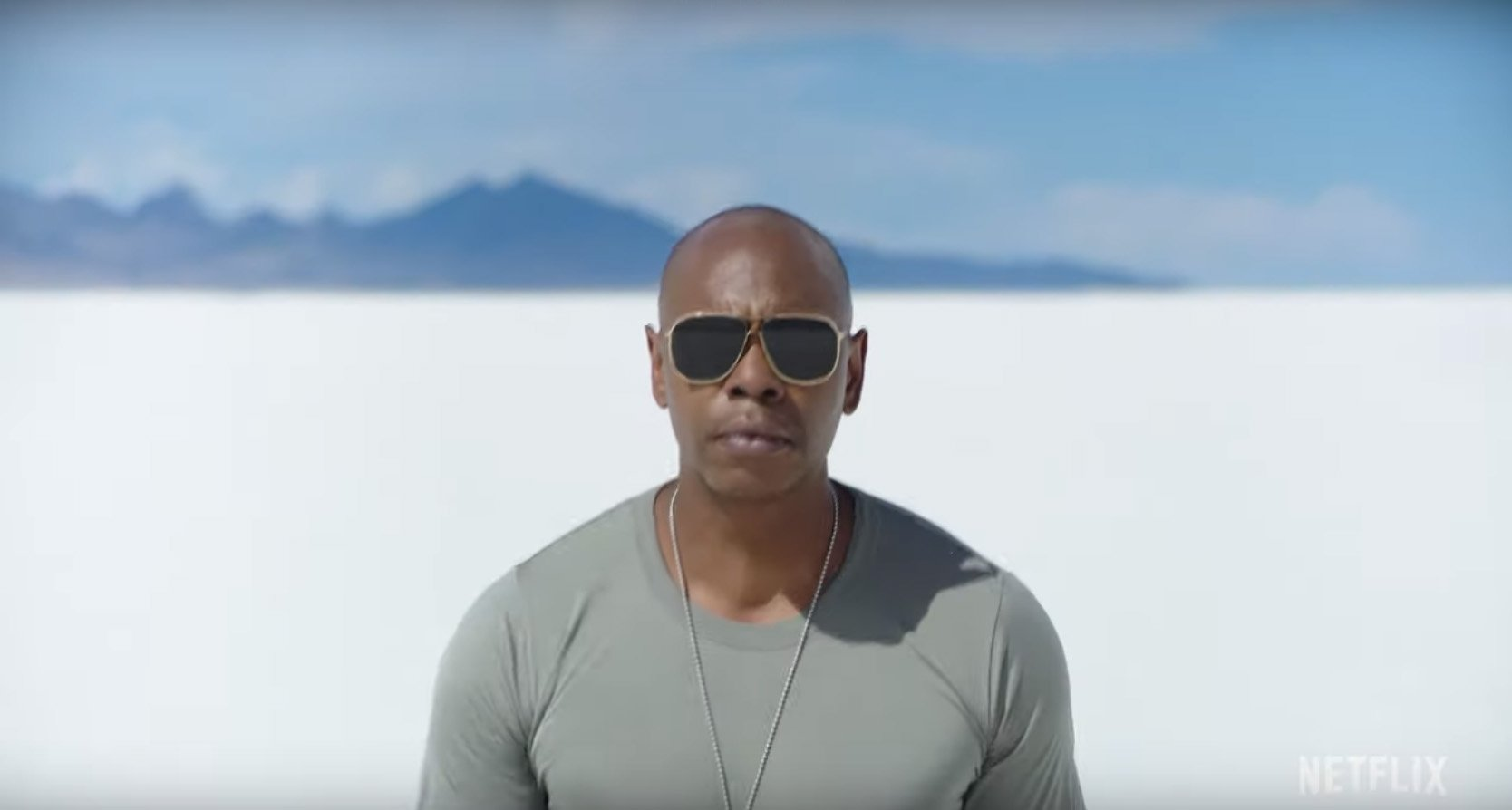 Dave Chappelle Stick and Stones Netflix