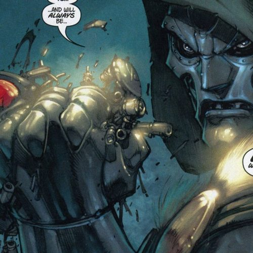 Legion showrunner plans to pitch Doctor Doom movie to Marvel Studios