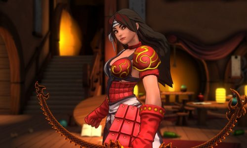 Fantasy Strike fighting game is now available on consoles and PC