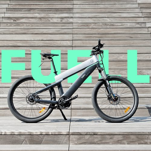 Go farther with the Fuell Fluid eBike