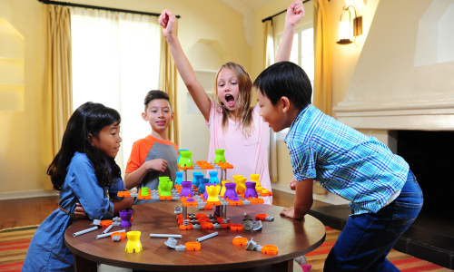 Gridopolis brings 3D board games to family game nights