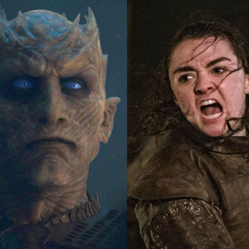 Arya's surprise attack in 'Battle of Winterfell' explained by Game of Thrones director