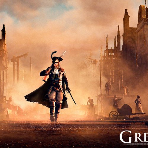 Spiders Studios' ambitions RPG, GreedFall, gets a companions trailer