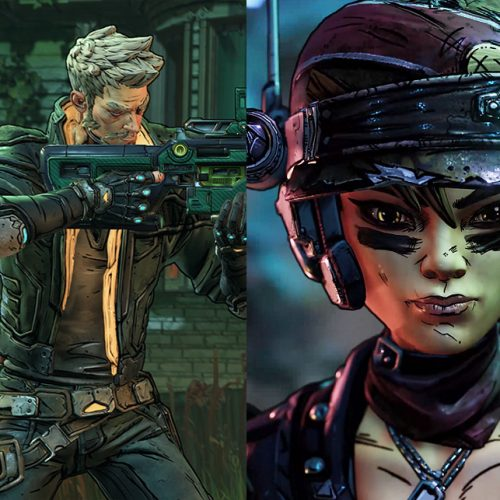 Borderlands 3 gets character trailers for Moze and Zane