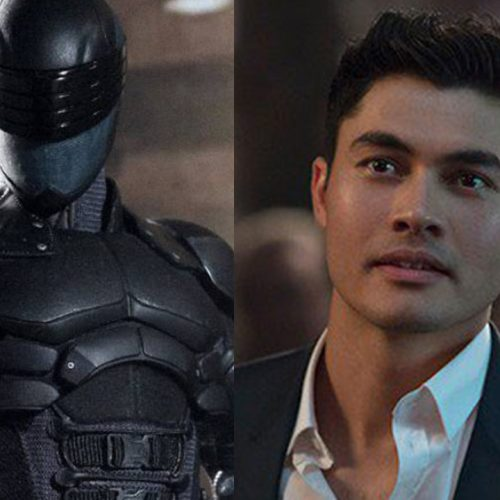 Crazy Rich Asians' Henry Golding in talks for Snake Eyes, the GI Joe spinoff