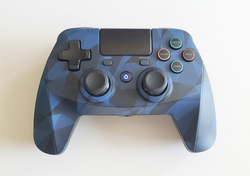 Snakebyte Gamepad 4 S Wireless Camouflage Controller