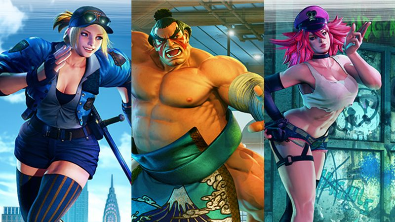 Street Fighter V E Honda Lucia Poison