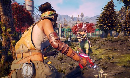 Hands-on with The Outer Worlds, the first-person RPG from Obsidian Entertainment
