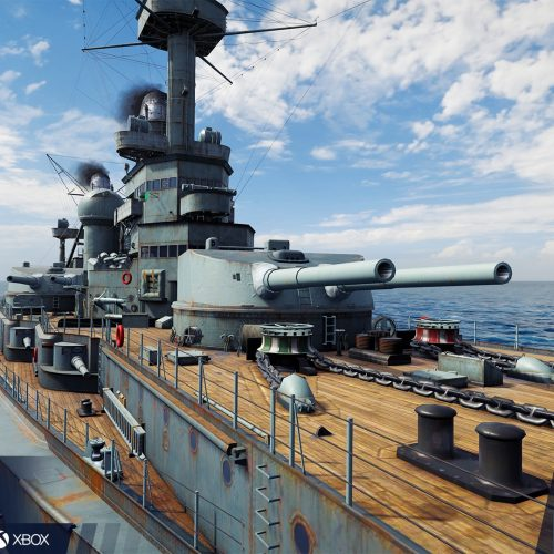 World of Warships: Legends is now available to all on PS4 and Xbox One