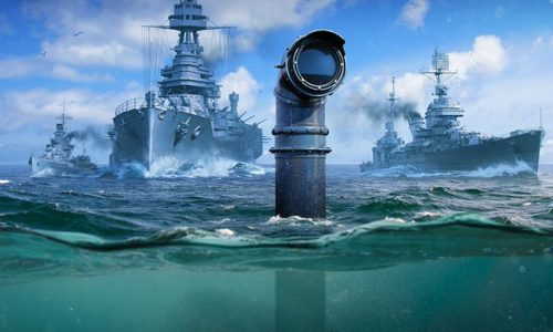 Submarines are coming to World of Warships