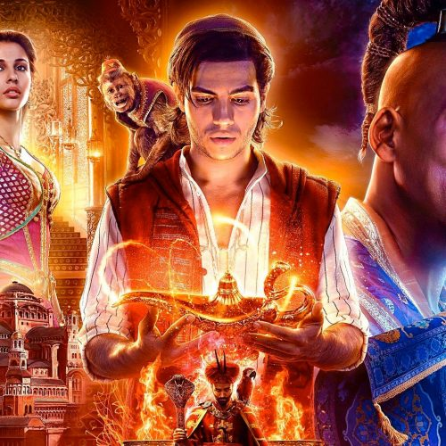 Aladdin (2019) – 4K Ultra HD Blu-ray Review