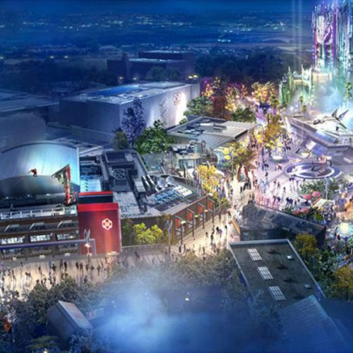 D23 Expo: Details emerge for Avengers Campus at Disney's California Adventure