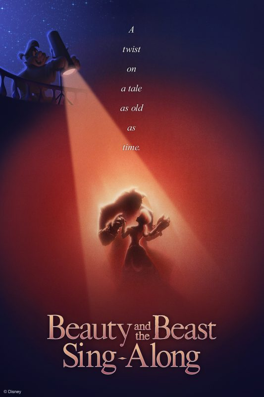 Epcot - Beauty and the Beast Sing-Along