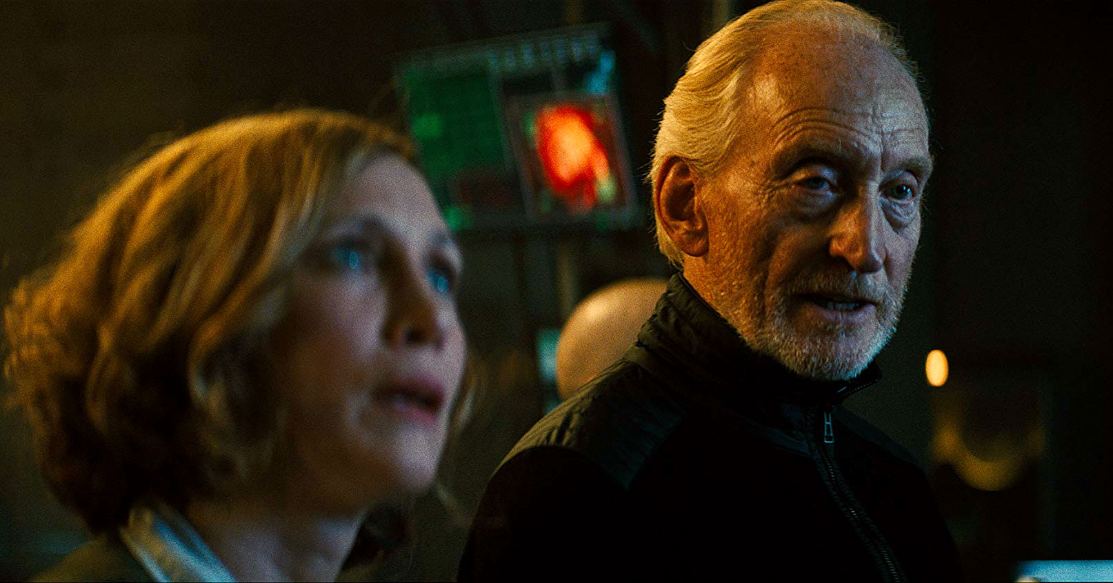 Godzilla: King of the Monsters - Vera Farmiga and Charles Dance